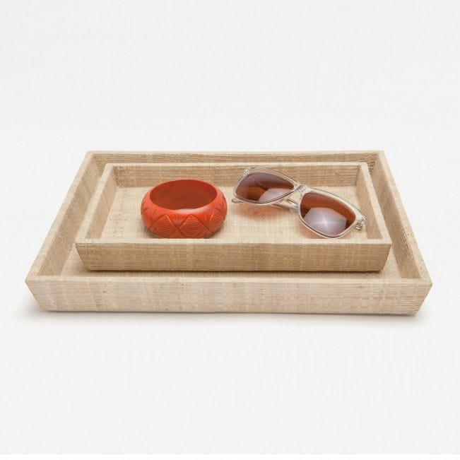 Ghent Tray Set