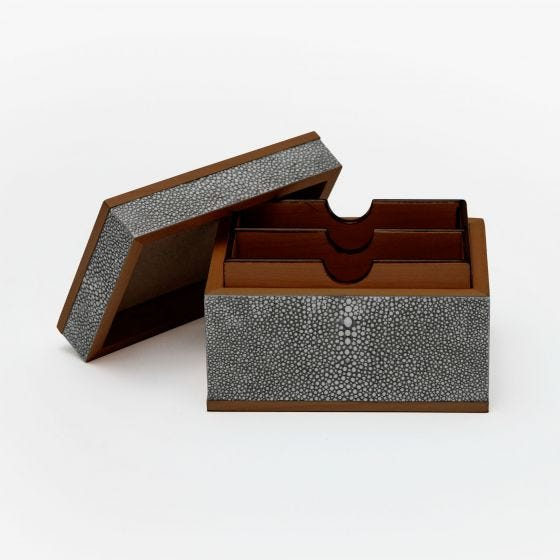 Crosby Business Card Holder