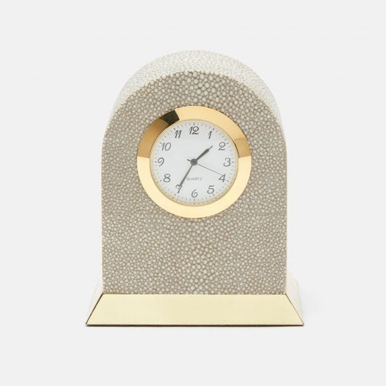 Sand Realistic Faux Shagreen