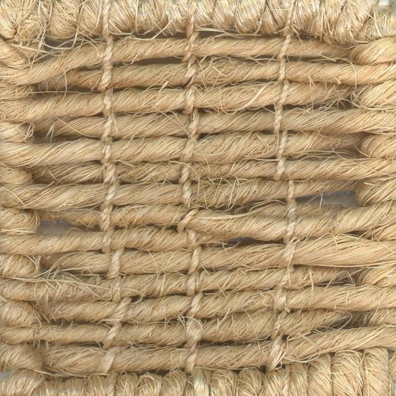 Bleached Abaca Swatch