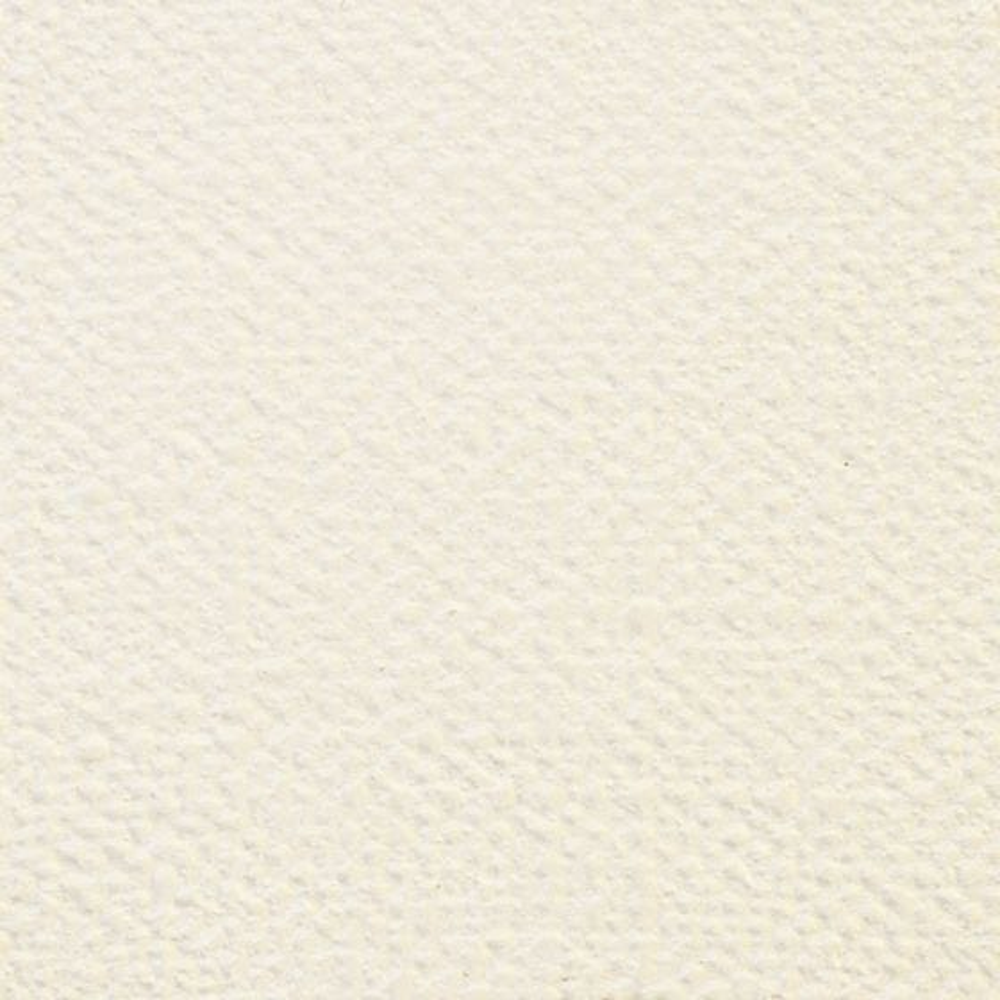 White Faux Belgian Linen Swatch