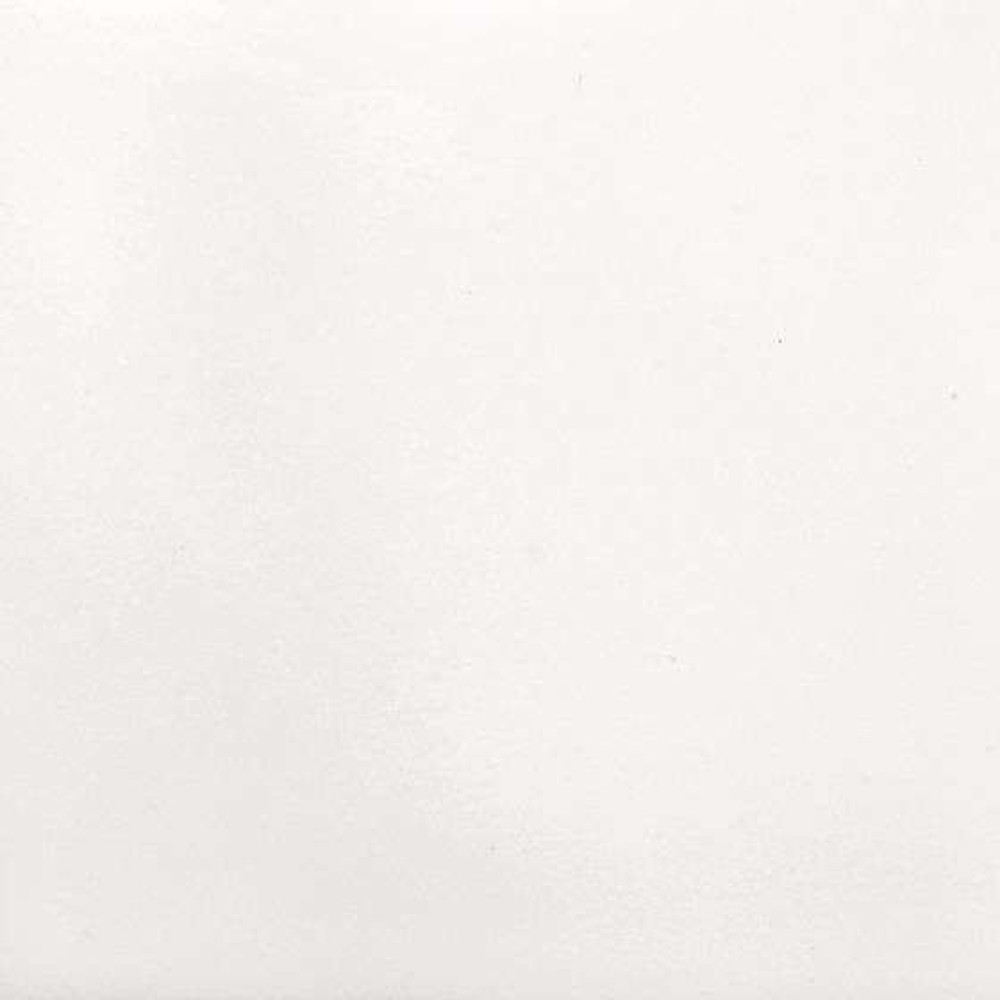 Glossy White Ceramic Swatch