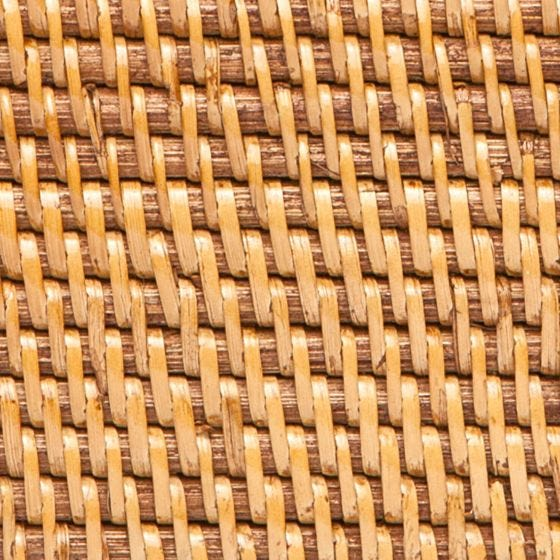 Brown Rattan Swatch