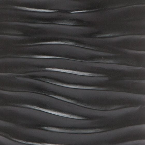 Black Lacquer Resin Swatch