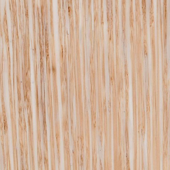 Natural Bamboo White Inlay Resin Swatch